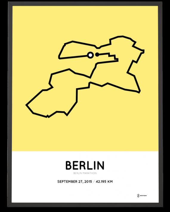 2015 Berlin marathon