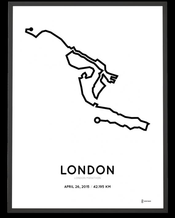 2015 London Marathon