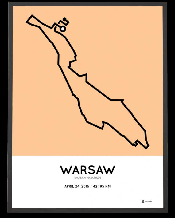 2016 Warsaw Marathon