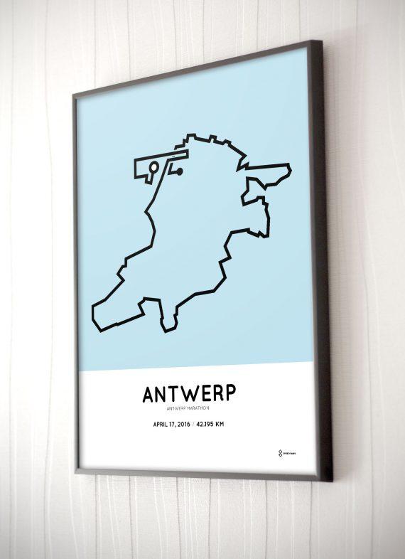 Antwerpen marathon 2016