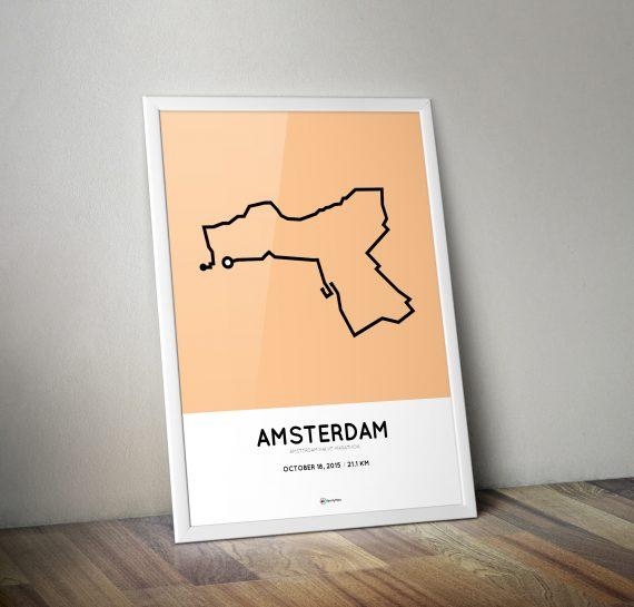 amsterdam halve marathon 20155