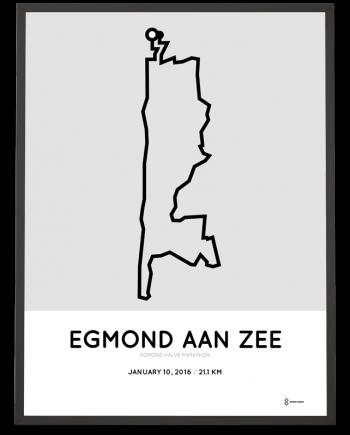 2016 Egmond halve marathon