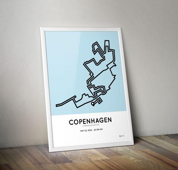 2016 Copenhagen marathon