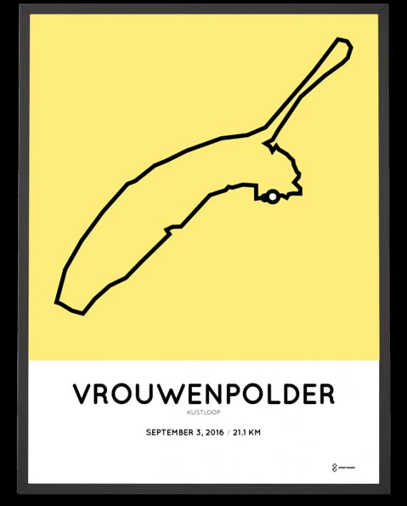 2016 Kustloop course print