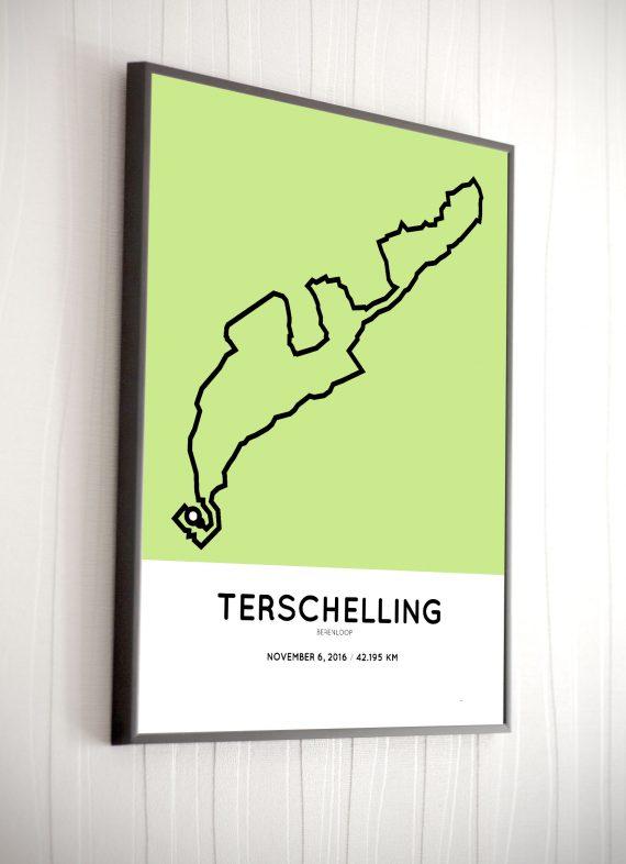 2016 berenloop course print