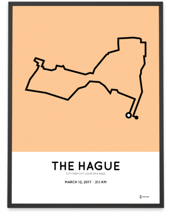 2017 CPC loop den haag parcours poster