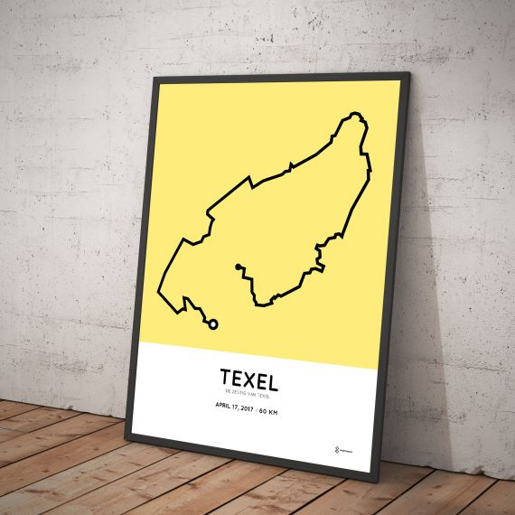 2017 De zestig van texel course print