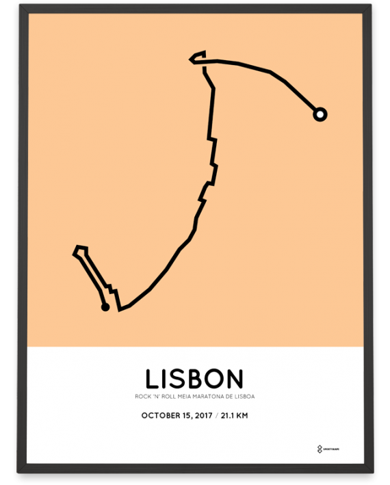 2017 rnr Lisbon half marathon