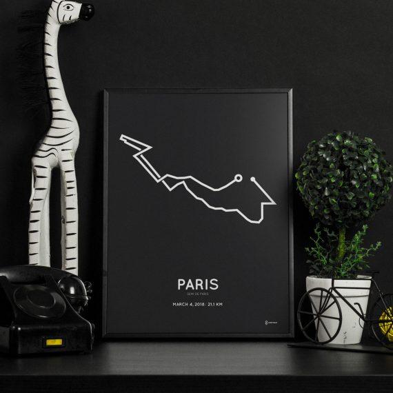 2018 semi de paris parcours print