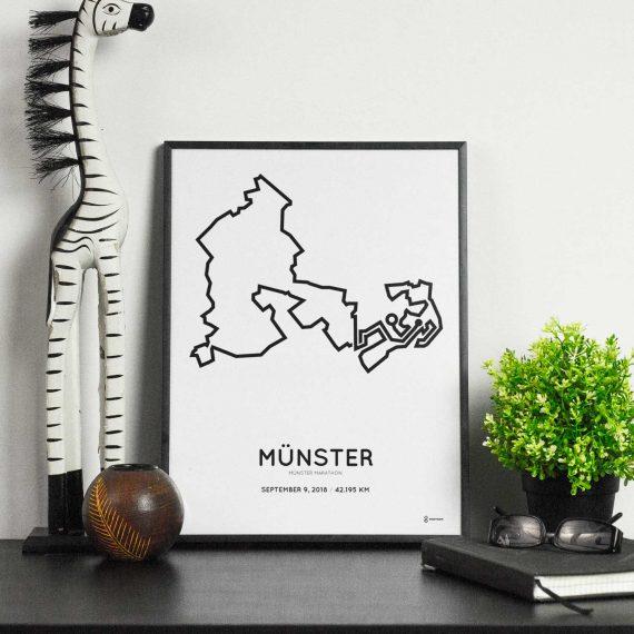 2018 munster-marathon routemap poster