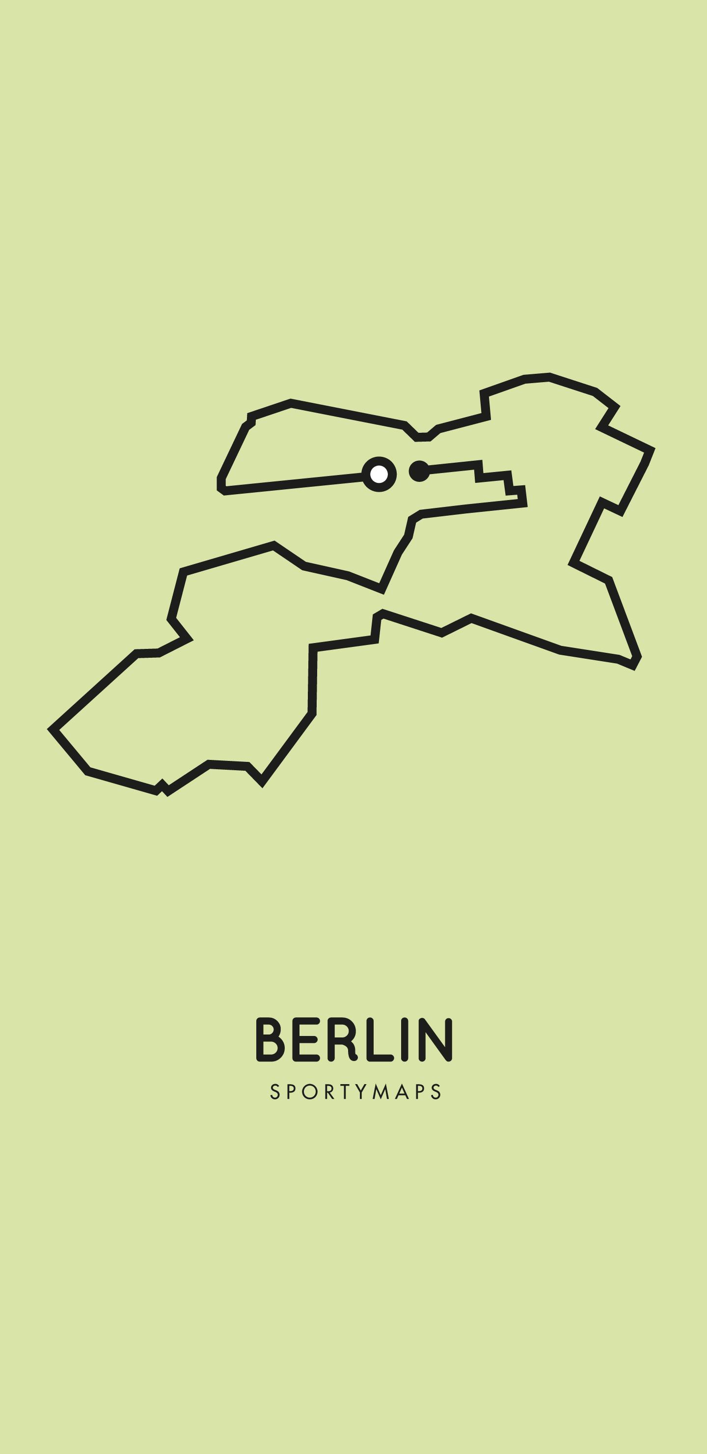 Sportymaps-Berlin-marathon-green