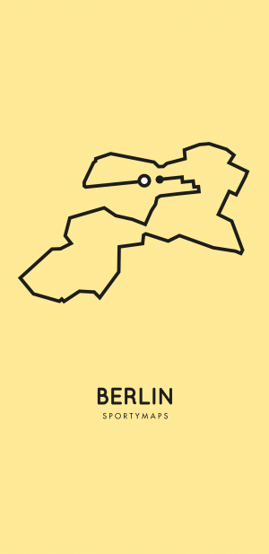 Sportymaps-Berlin-marathon-yellow