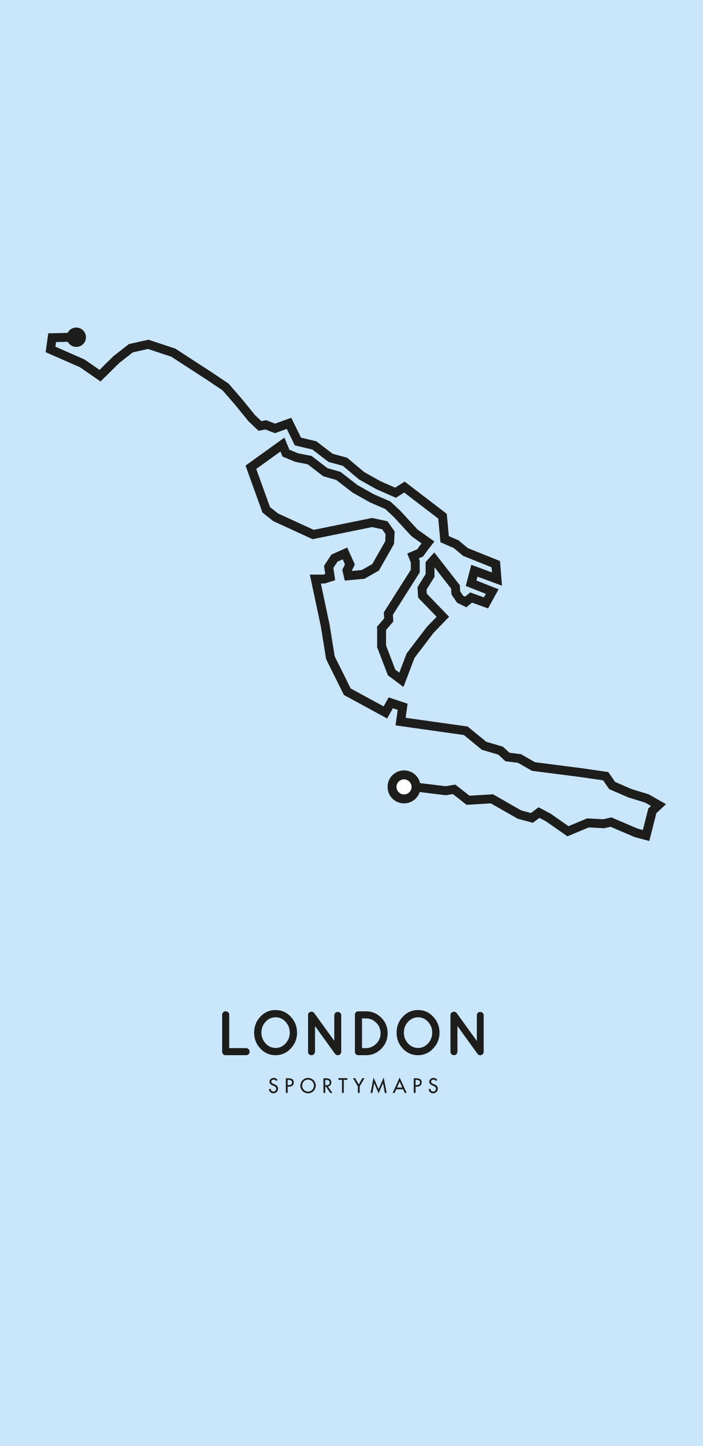 Sportymaps-London-marathon-blue