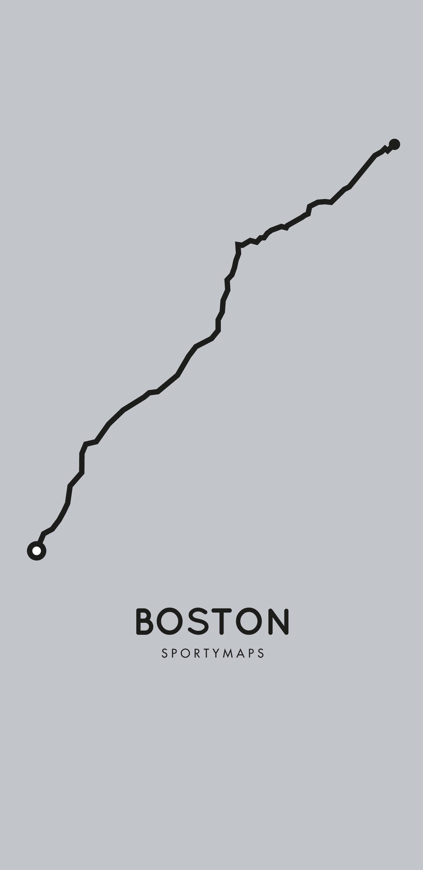 Sportymaps-Boston-marathon-gray