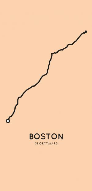 Sportymaps-Boston-marathon-orange