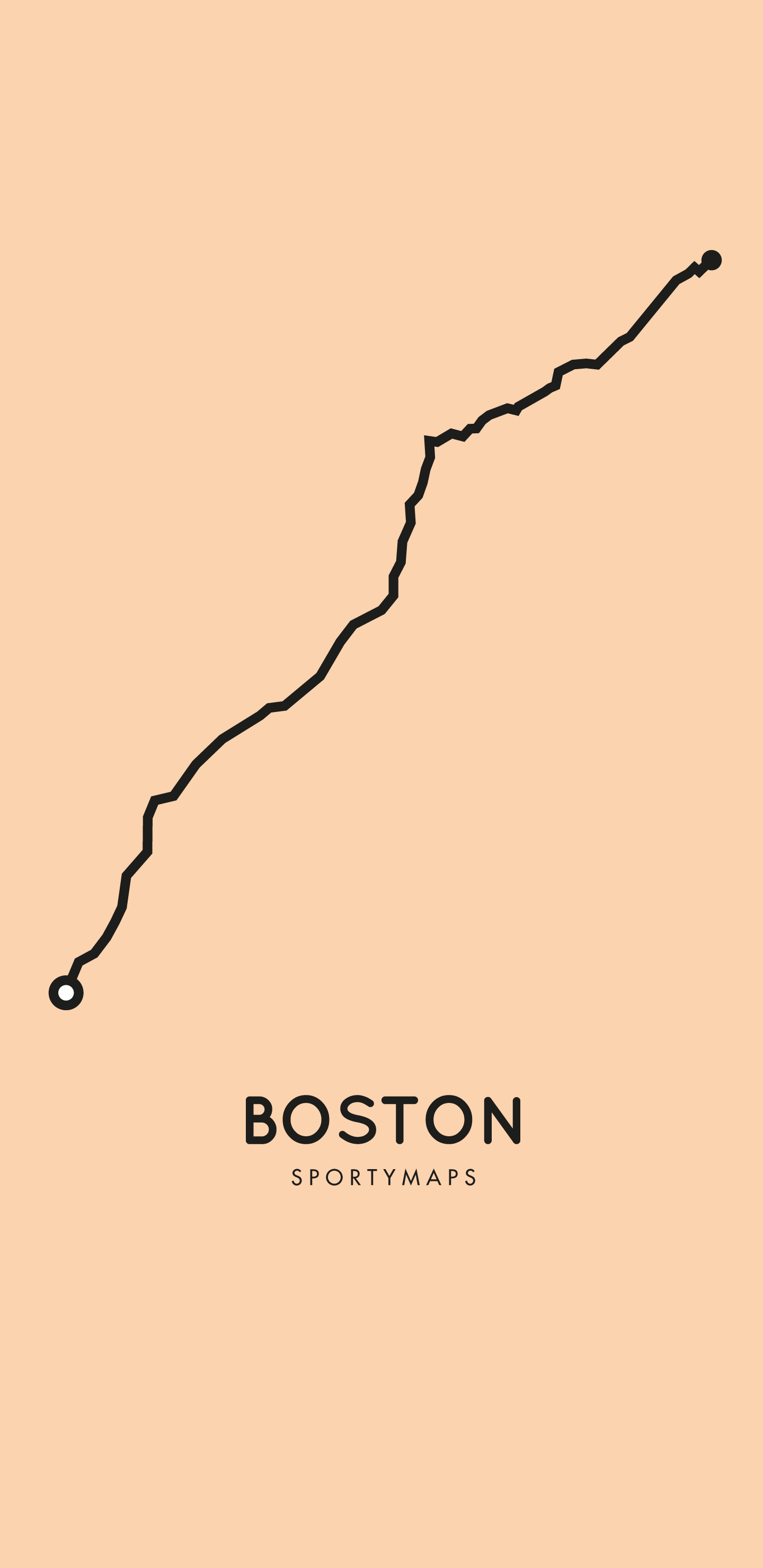 Sportymaps-Boston-marathon-orange