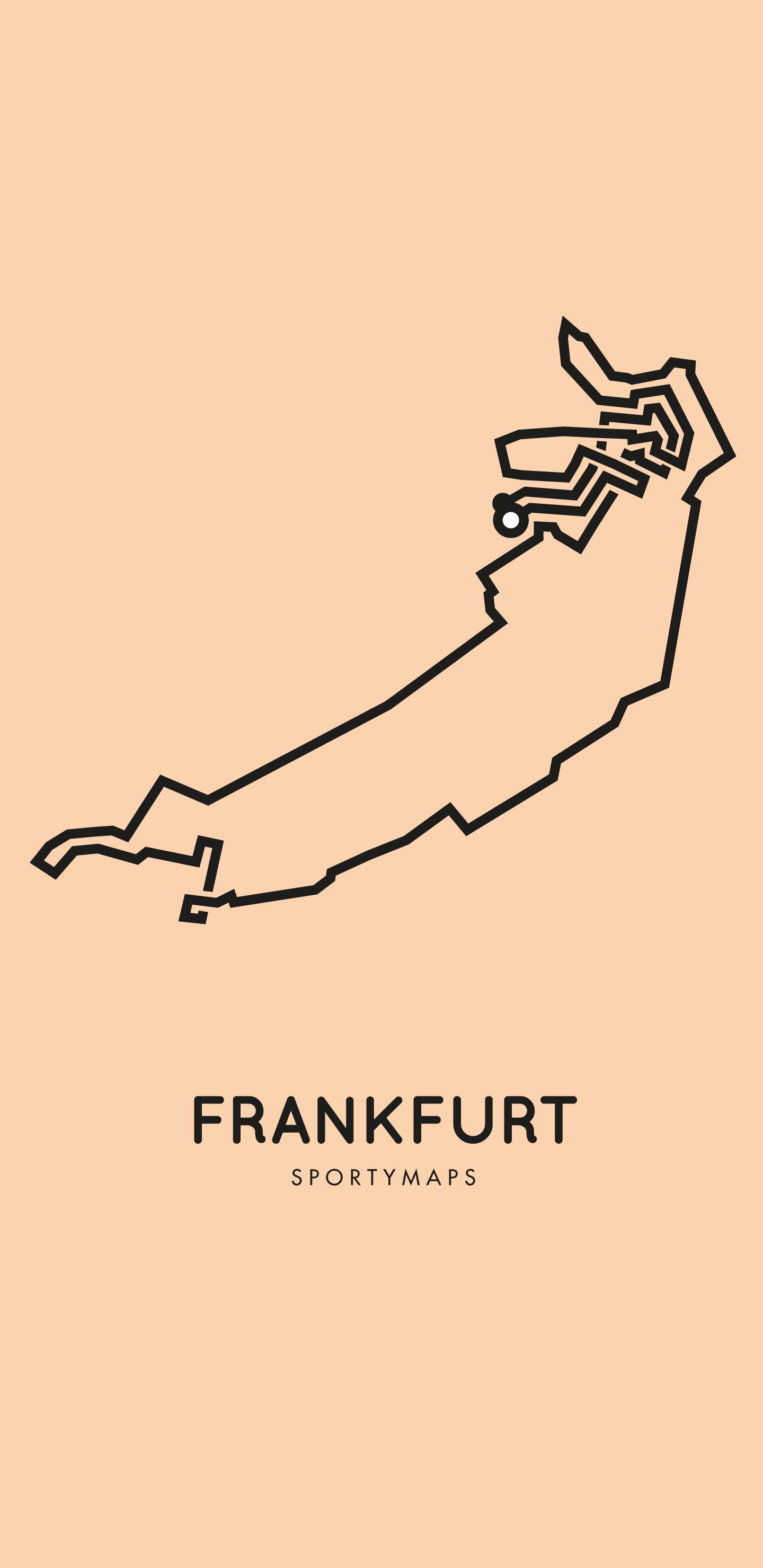 Sportymaps-Frankfurt-marathon-orange
