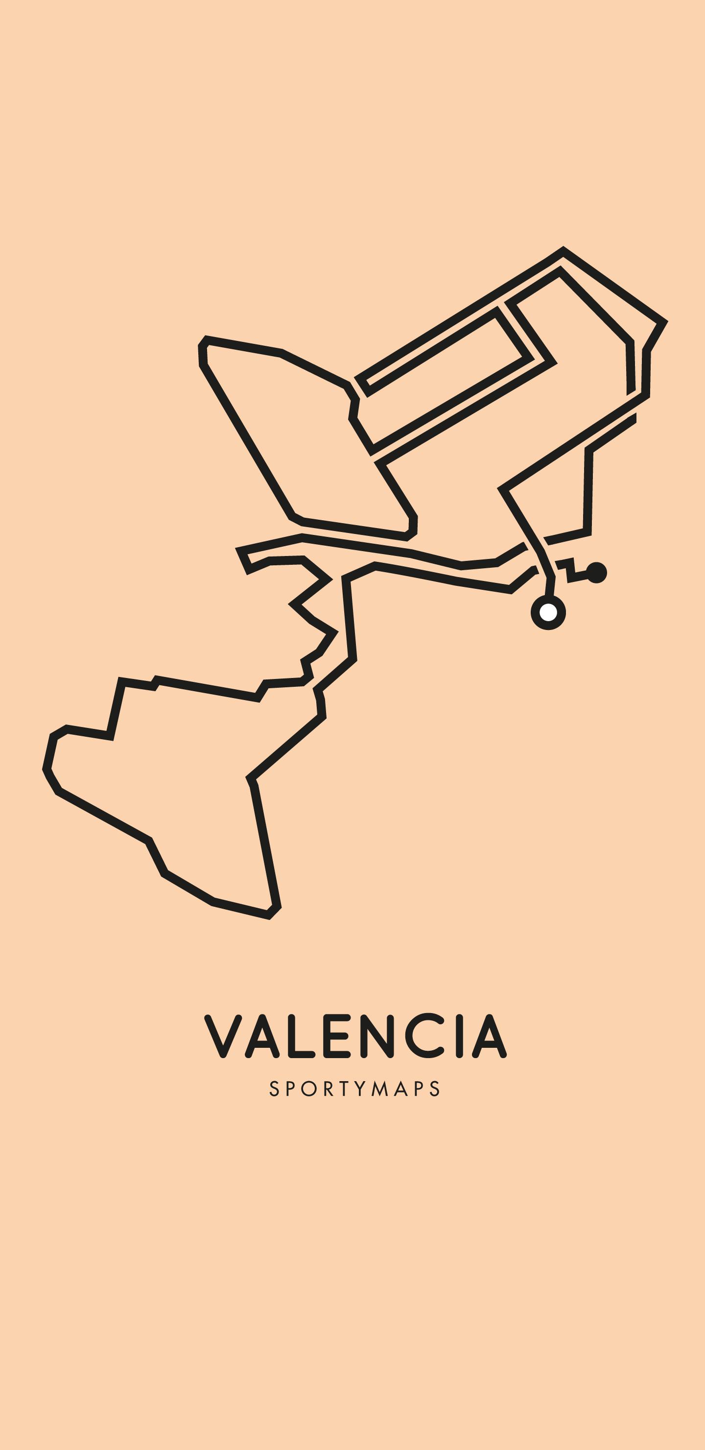 Sportymaps-Valencia-marathon-orange