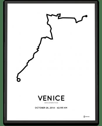 2014 venicemarathon parcours print