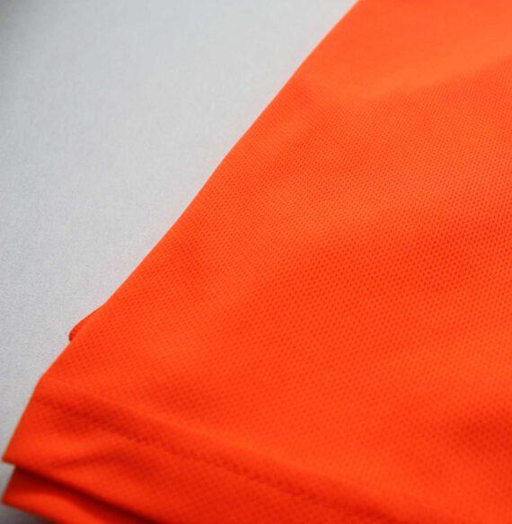 Example orange color Sportymaps rnning shirt